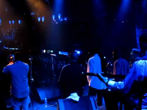 Rico Rodriguez & The Skatalites - Africa @ Argentina Palermo Groove 2011 [8/18/2011]