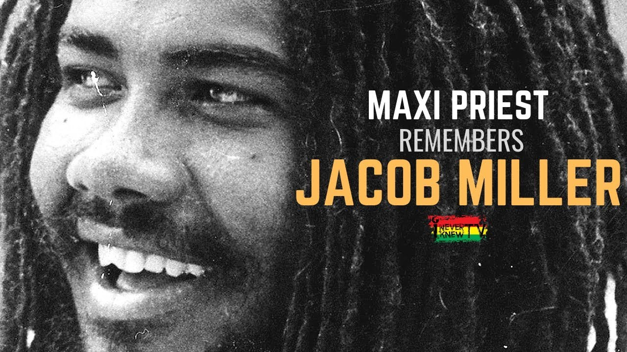 Maxi Priest Remembers Jacob Miller (I NEVER KNEW TV) [5/2/2019]