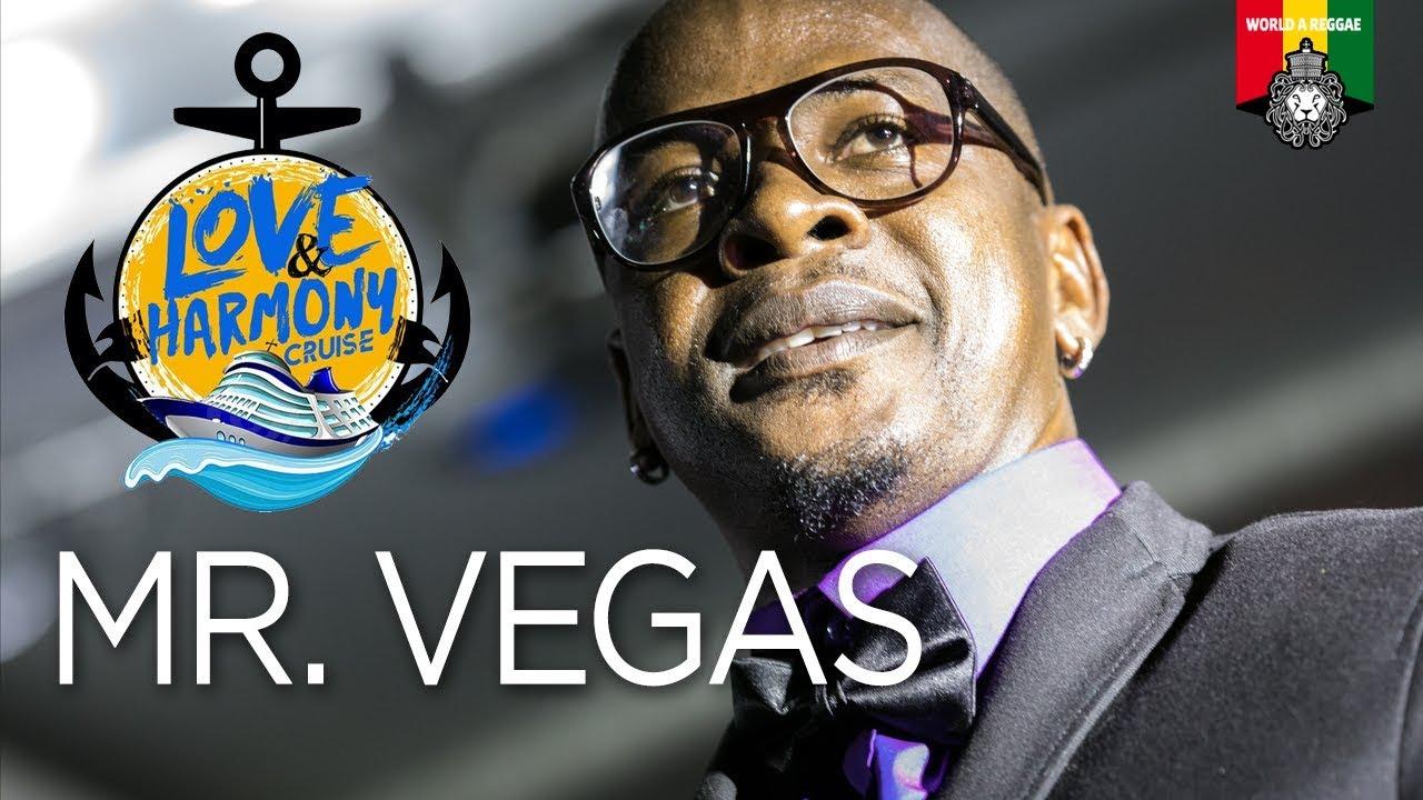 Mr. Vegas @ Love & Harmony Cruise 2018 [3/26/2018]