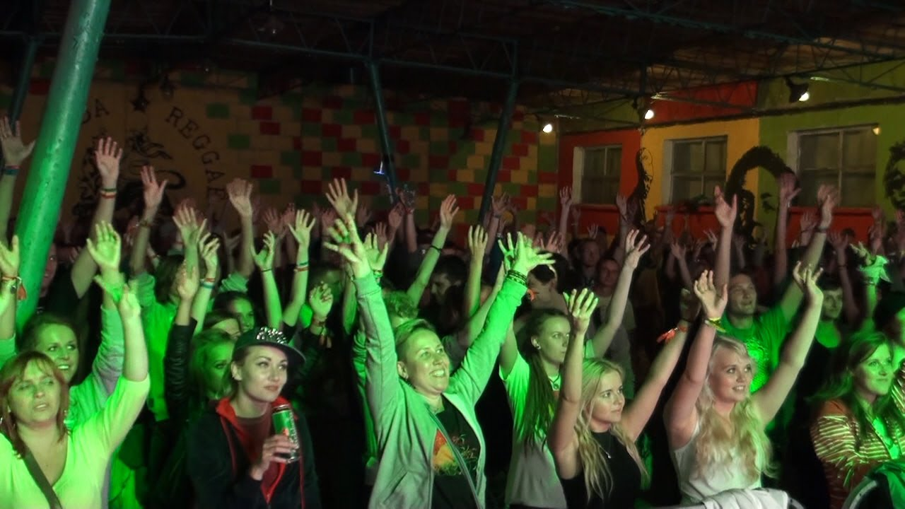 Reggae Rajahs @ Ostroda Reggae Festival 2013 #2 [8/13/2013]