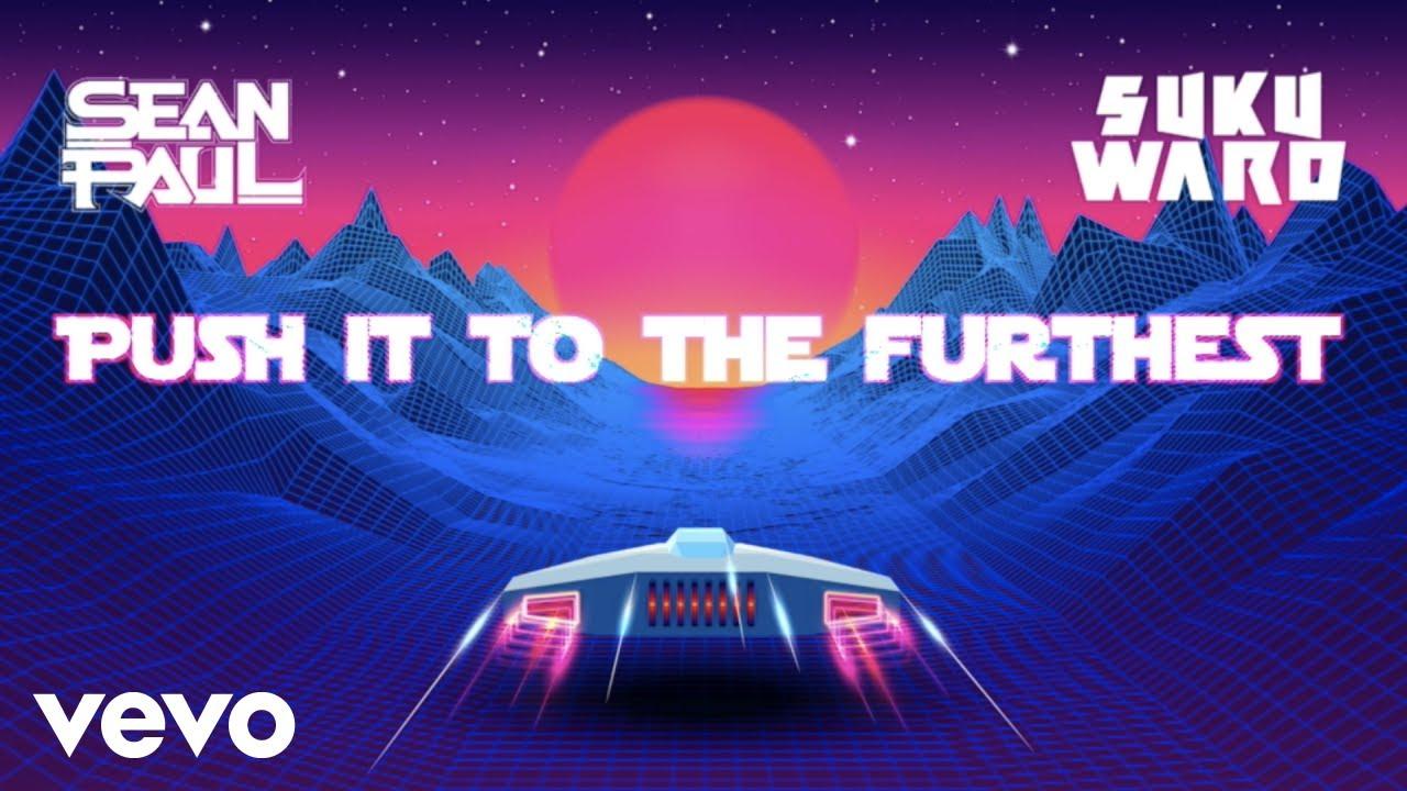 Sean Paul & Sukuward - Space Ship (Lyric Video) [3/15/2021]