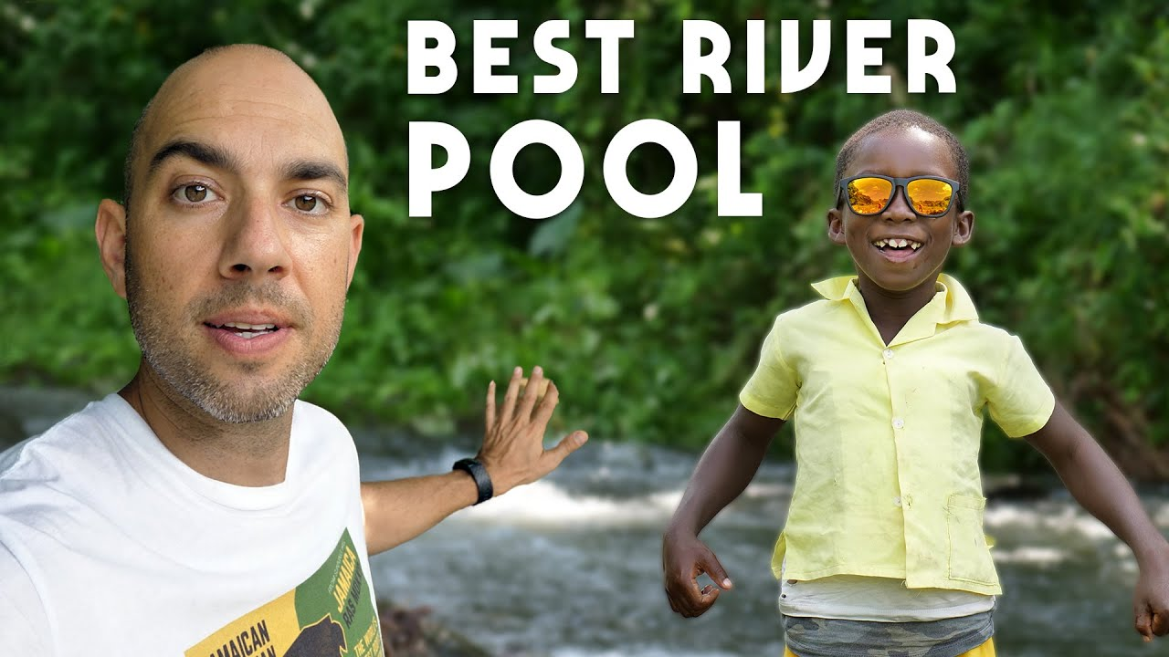 Ras Kitchen - Best River Pool Yet and Fixing the Goat House [4/30/2021]