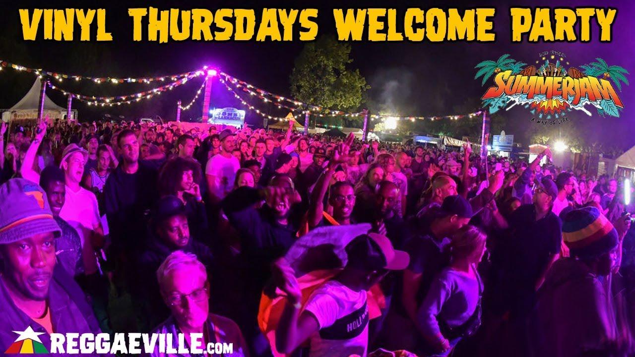 Festival Vibes - Vinyl Thursdays Welcome Party @ SummerJam 2019 [7/4/2019]