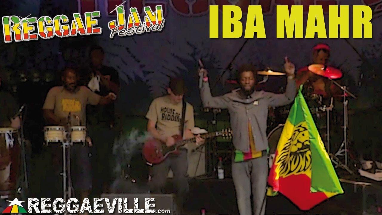 Iba Mahr & House Of Riddim @ Reggae Jam [8/4/2013]
