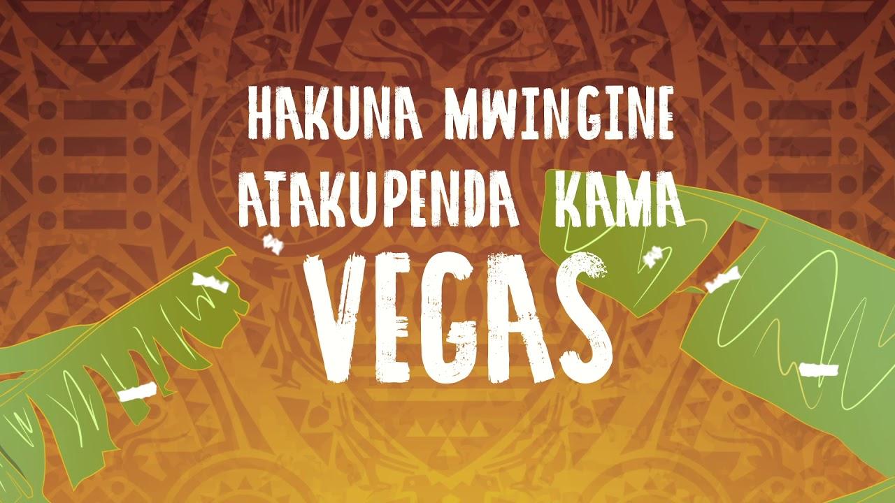 Mr. Vegas - Kata Kata (Lyric Video) [3/2/2019]