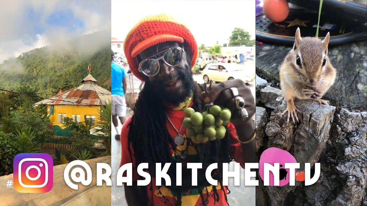 Ras Kitchen - Instagram Stories #2 [9/17/2019]