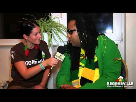 Interview: Alozade @Reggae Jam 8/5/2012 [8/5/2012]