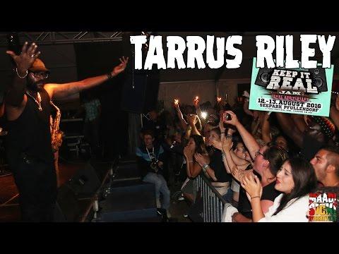 Tarrus Riley - Rebel / La La Warriors / Friend Enemy @ Keep It Real Jam 2016 [8/13/2016]