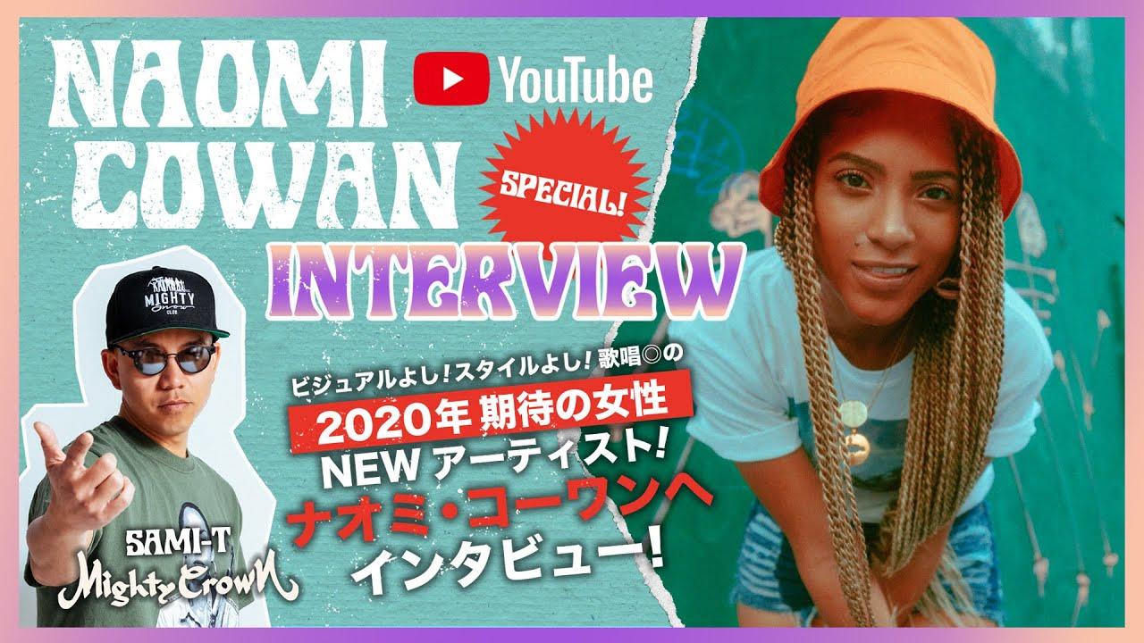 Naomi Cowan Interview @ Mighty Crown TV [9/11/2020]