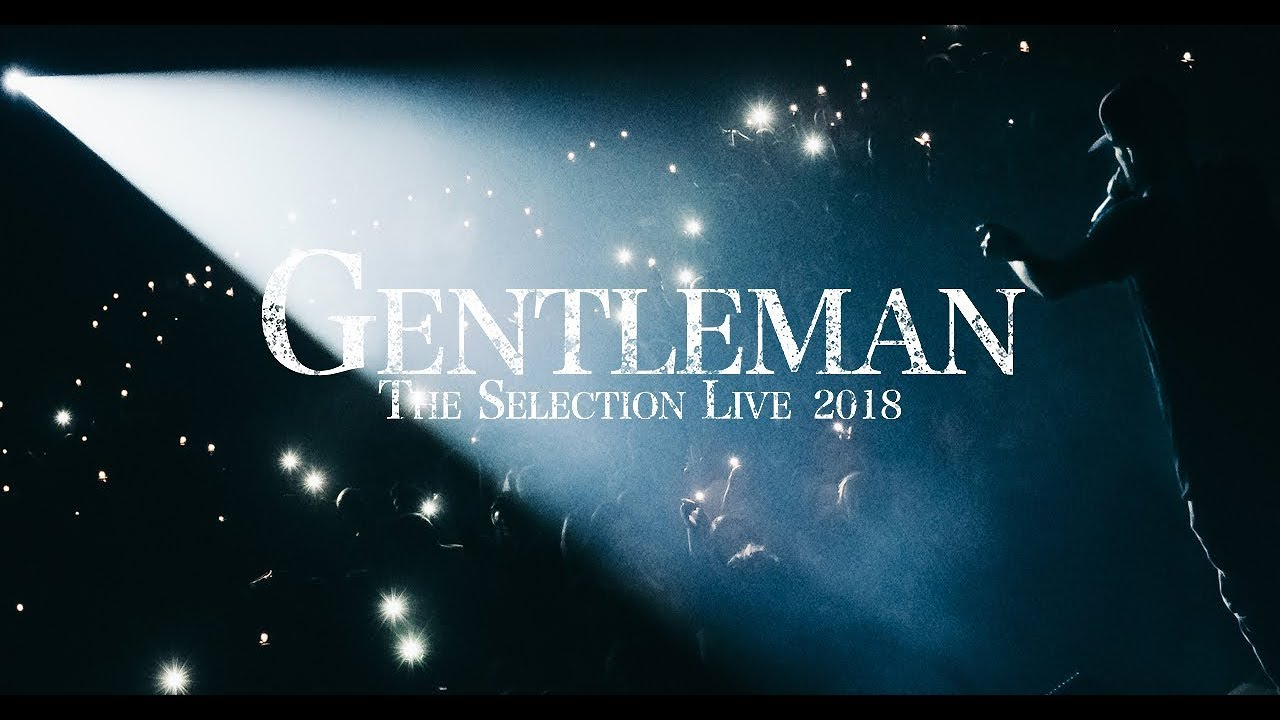 Gentleman Tourblog - The Selection Live in Kassel, Germany [11/22/2018]
