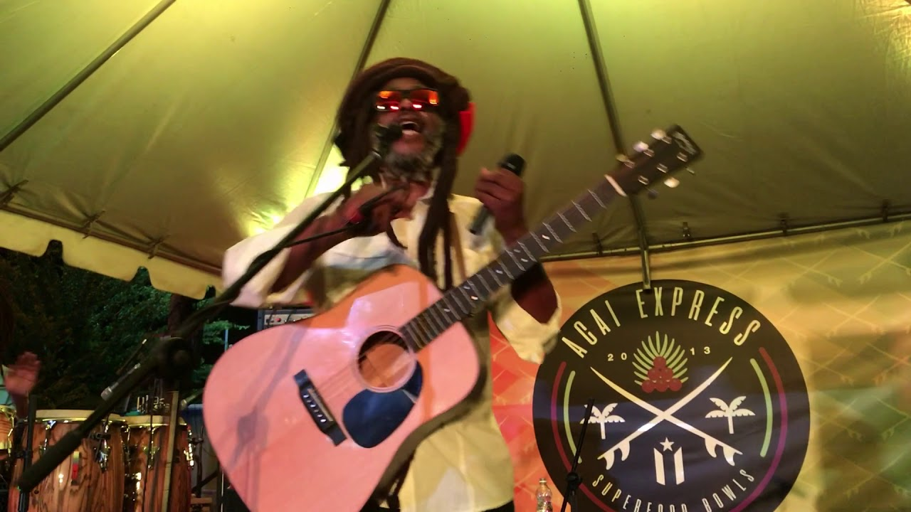 Steel Pulse - Steppin Out in San Juan, Puerto Rico [7/29/2018]