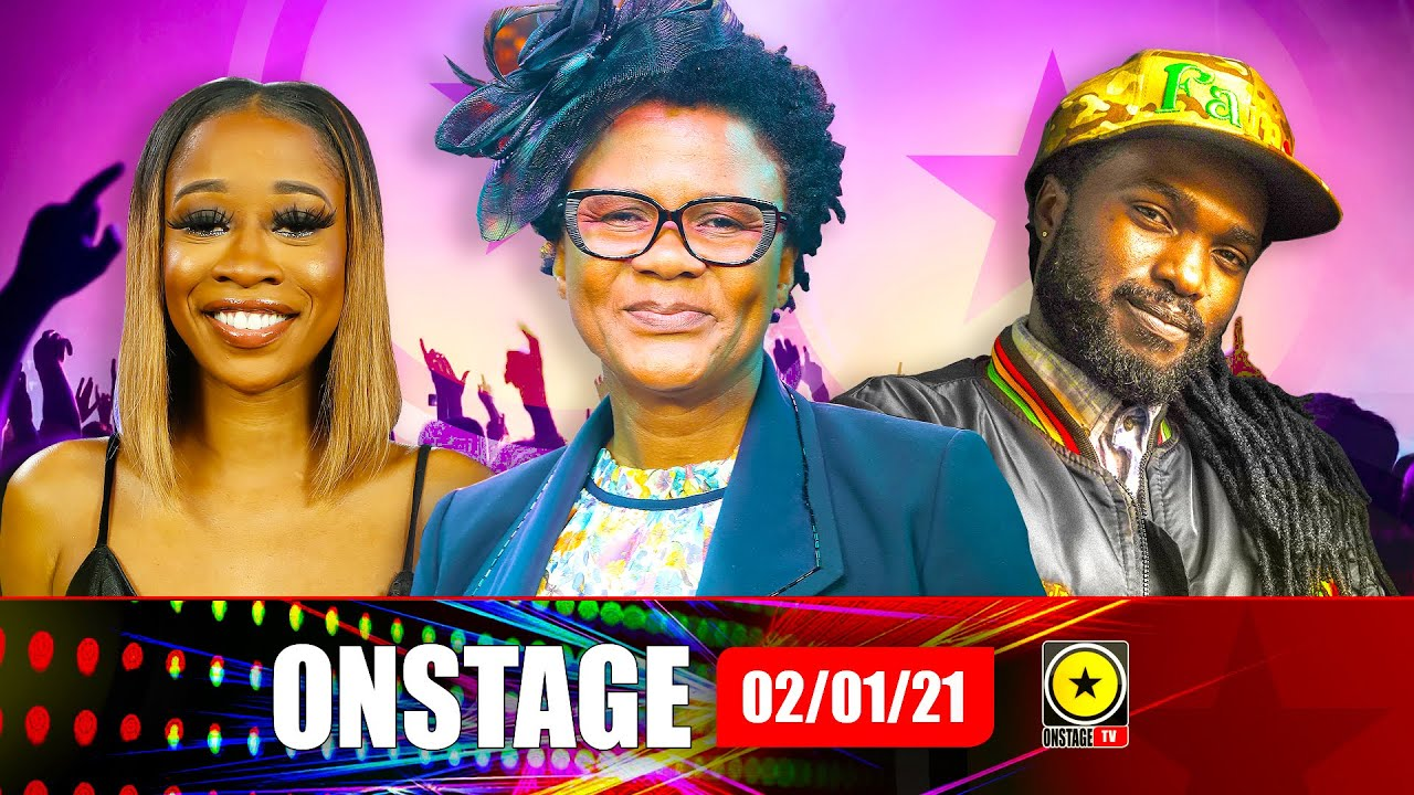 Is Marion Hall, Again, Lady Saw? Wailer's Epic Surge In 2020, Davianah @ Onstage TV [1/2/2021]