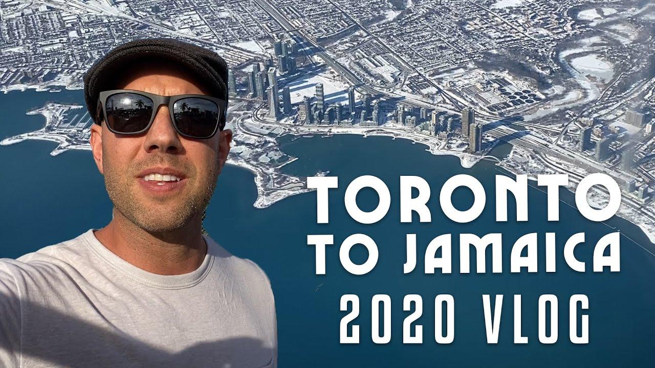 Ras Kitchen - Toronto to Jamaica 2020 VLOG! [2/14/2020]