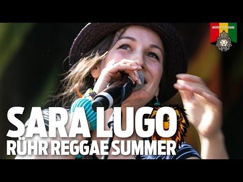 Sara Lugo in Dortmund, Germany @ Ruhr Reggae Summer Dortmund 2015 [6/7/2015]