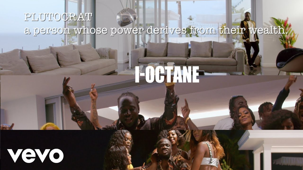 I-Octane - Plutocrat [9/6/2019]