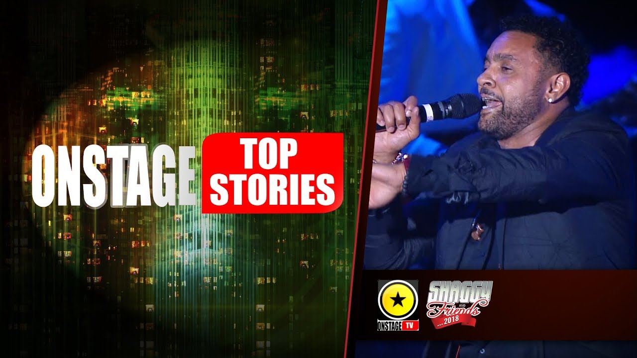 Onstage TV Report - Shaggy & Friends 2018 [1/8/2018]