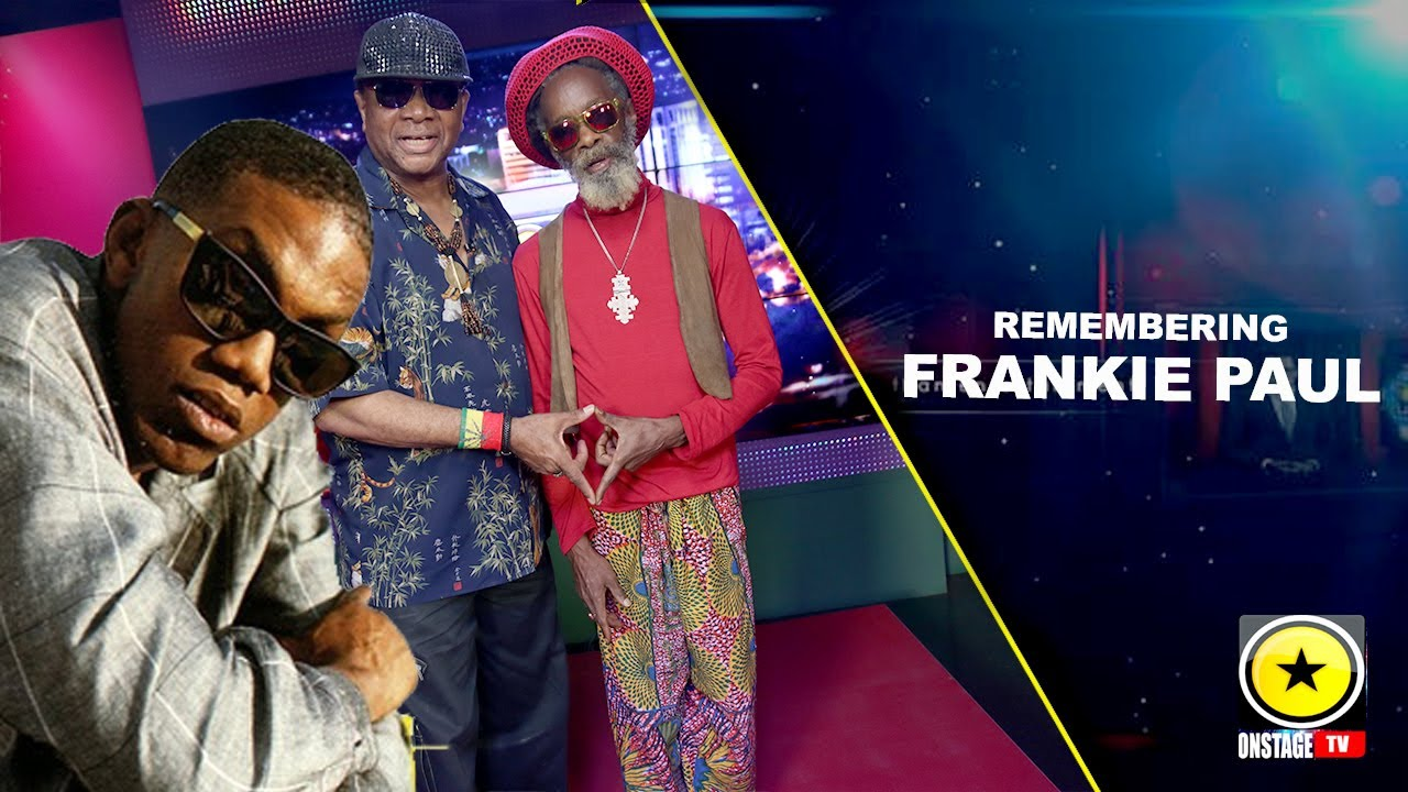 Copeland Forbes & Earl Chinna Smith - In Memory Of Frankie Paul (Onstage TV) [5/27/2017]