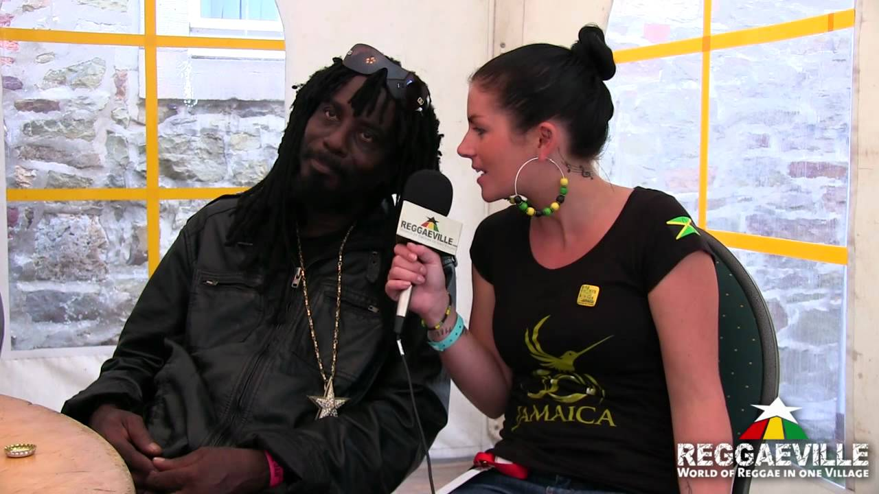 Interview: Cornel Campbell @ Reggae Jam [8/5/2012]