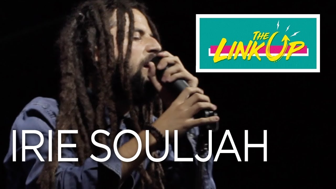 Irie Souljah in Kingston, Jamaica @ The Link Up 2018 [2/8/2018]