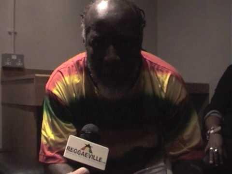 Interview: Freddie McGregor in London, UK [6/19/2010]