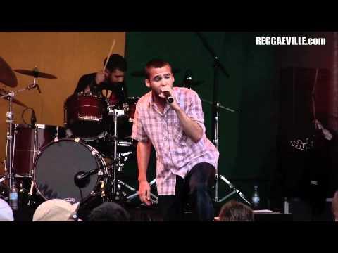 Elijah & The Dubby Conqerors @ Reggae Summer Night [8/28/2010]