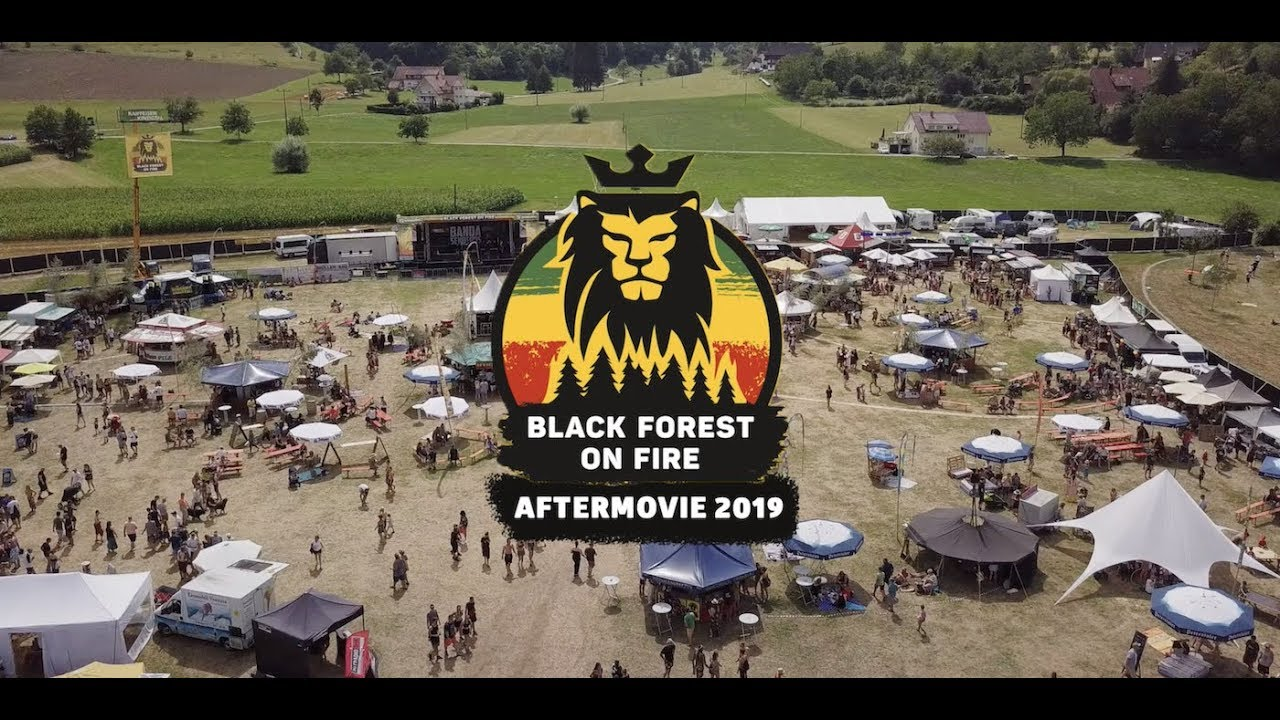 Black Forest on Fire 2019 (Aftermovie) [8/7/2019]