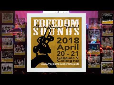 Freedom Sounds Festival 2018 (Trailer #2) [1/15/2018]