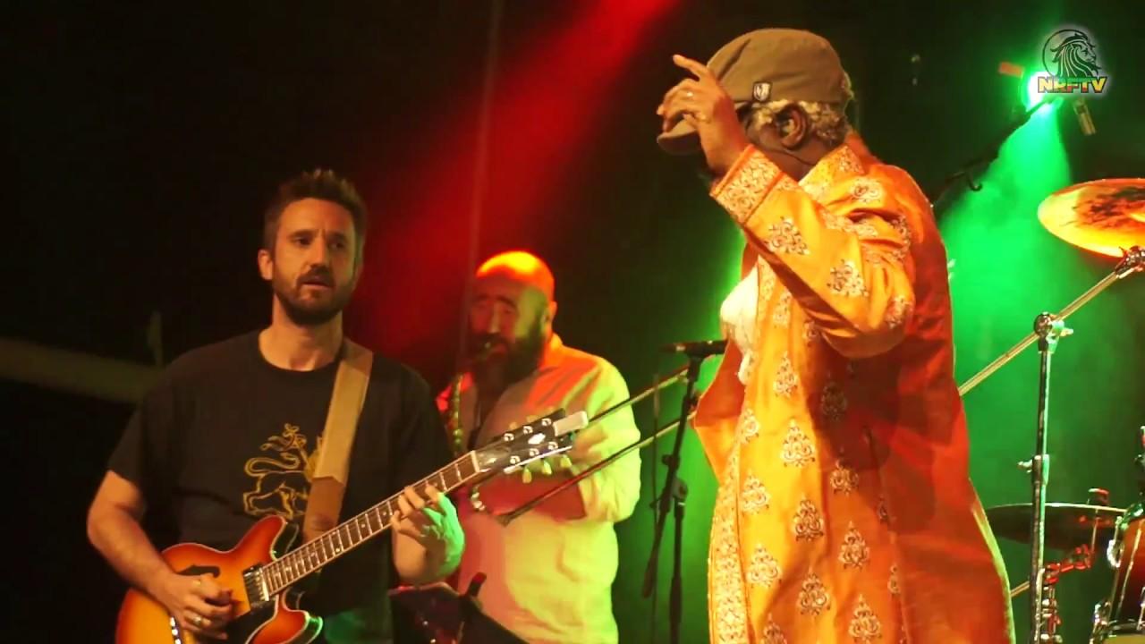 Alpha Blondy - Jerusalem @ Nomade Reggae Festival 2017 [8/6/2017]