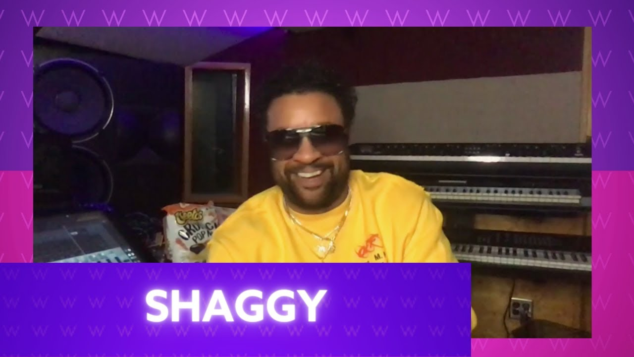 Shaggy Interview @ Wendy Williams Show [2/4/2021]