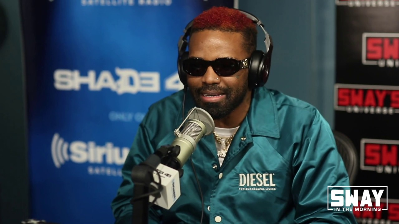 Konshens Interview and freestyle @ Sway's Universe [10/13/2019]