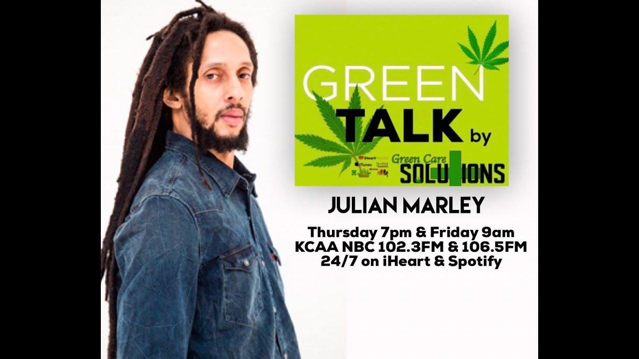 Julian Marley Interview @ Green Talk [9/21/2019]