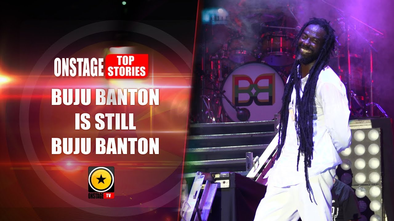 Buju Banton with Wayne Wonder & Gramps Morgan @Long Walk To Freedom 2019 (OnStage TV Report) [3/16/2019]