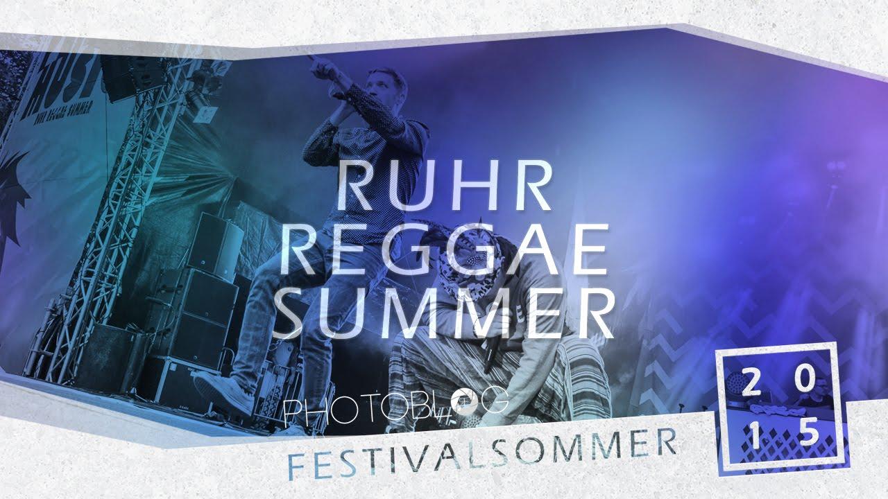 Impressions @ Ruhr Reggae Summer 2015 [8/11/2015]