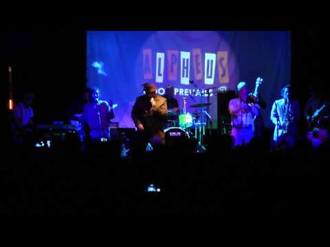 Alpheus & The Easy Snappers - Stand up in Cologne, Germany @ Freedom Sounds Festival 2015 [4/25/2015]