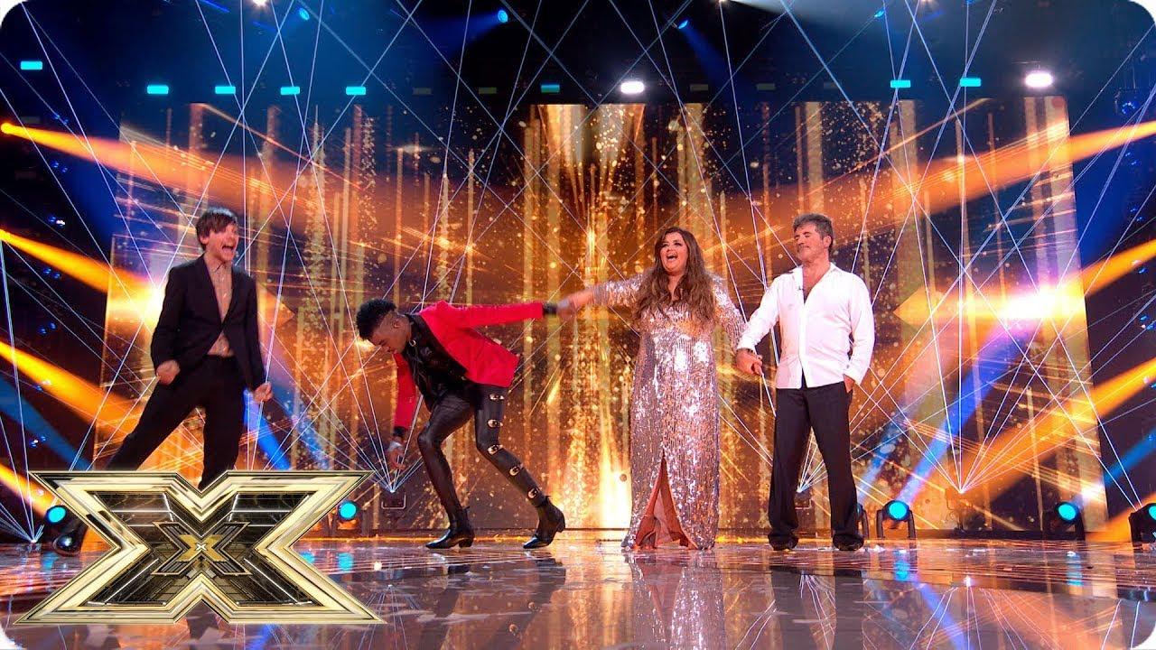 The Winner of The X Factor UK 2018 is... Dalton Harris [12/2/2018]