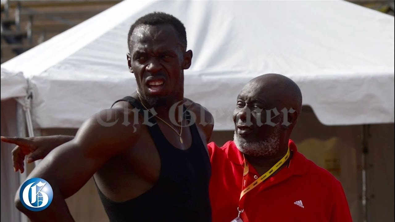 Usain Bolt hurt by disrespect towards Coach Glen Mills (Jamaica Gleaner) [7/9/2019]