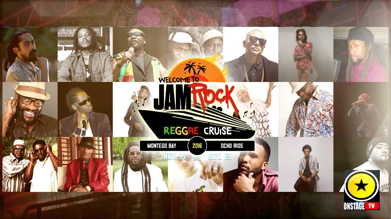 Welcome To Jamrock Cruise 2016 - Onstage TV Special [11/25/2016]