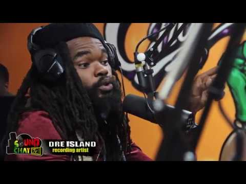 Interview with Dre Island @ Irish & Chin's Soundchat [2/8/2018]