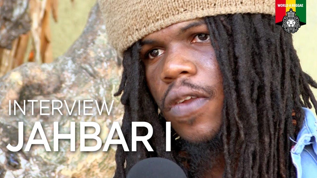 Jahbar I Interview at Anchor Studios by World A Reggae [2/27/2019]