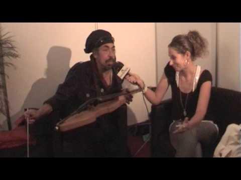 Cat Coore - Interview @Chiemsee Reggae Summer [8/16/2009]