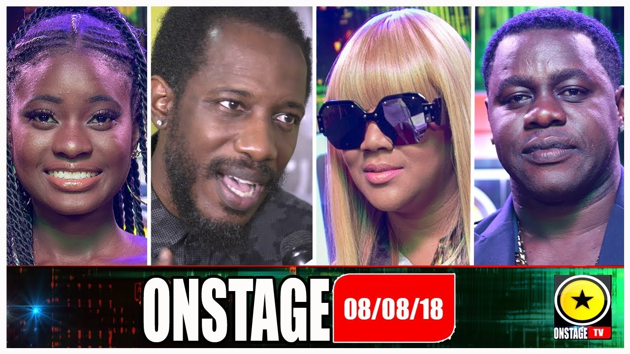 Tifa, Nuffy, Wayne Marshall, Shantol Jackson, Alexx, A-Game @ Onstage TV [9/8/2018]