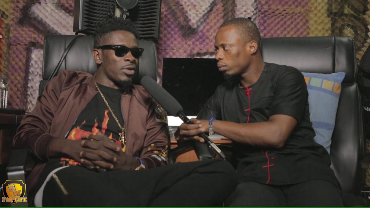 Interview with Shatta Wale @ Vibes In 5 With Arnold [1/23/2018]