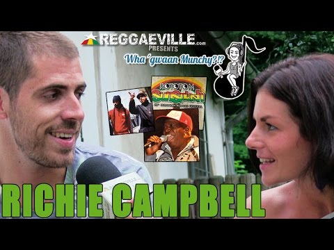 Richie Campbell @ Wha' Gwaan Munchy?!? #24 (August 2015) [8/13/2015]
