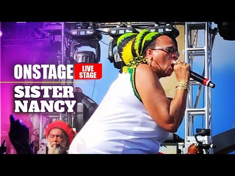 Sister Nancy @ Welcome To Jamrock Reggae Cruise 2019 [12/10/2019]