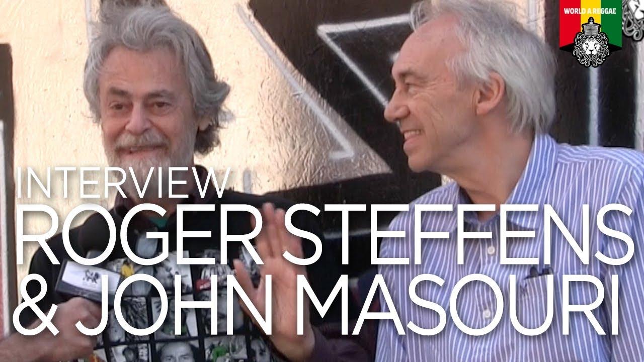 Roger Steffens & John Masouri Interview @ World A Reggae [5/5/2018]
