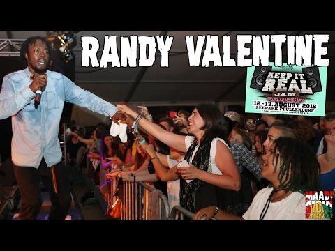 Randy Valentine - Mama Said @ Keep It Real Jam 2016 [8/13/2016]