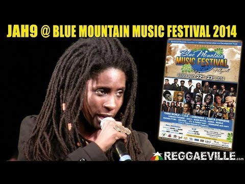 Jah9 @ Blue Mountain Music Festival 2014 [2/22/2014]