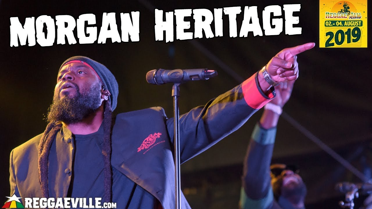 Morgan Heritage - Beach & Country @ Reggae Jam 2019 [8/3/2019]