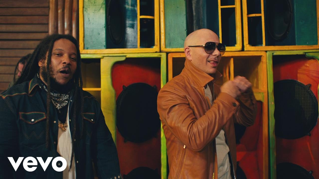 Pitbull feat. Stephen Marley - Options [3/17/2017]