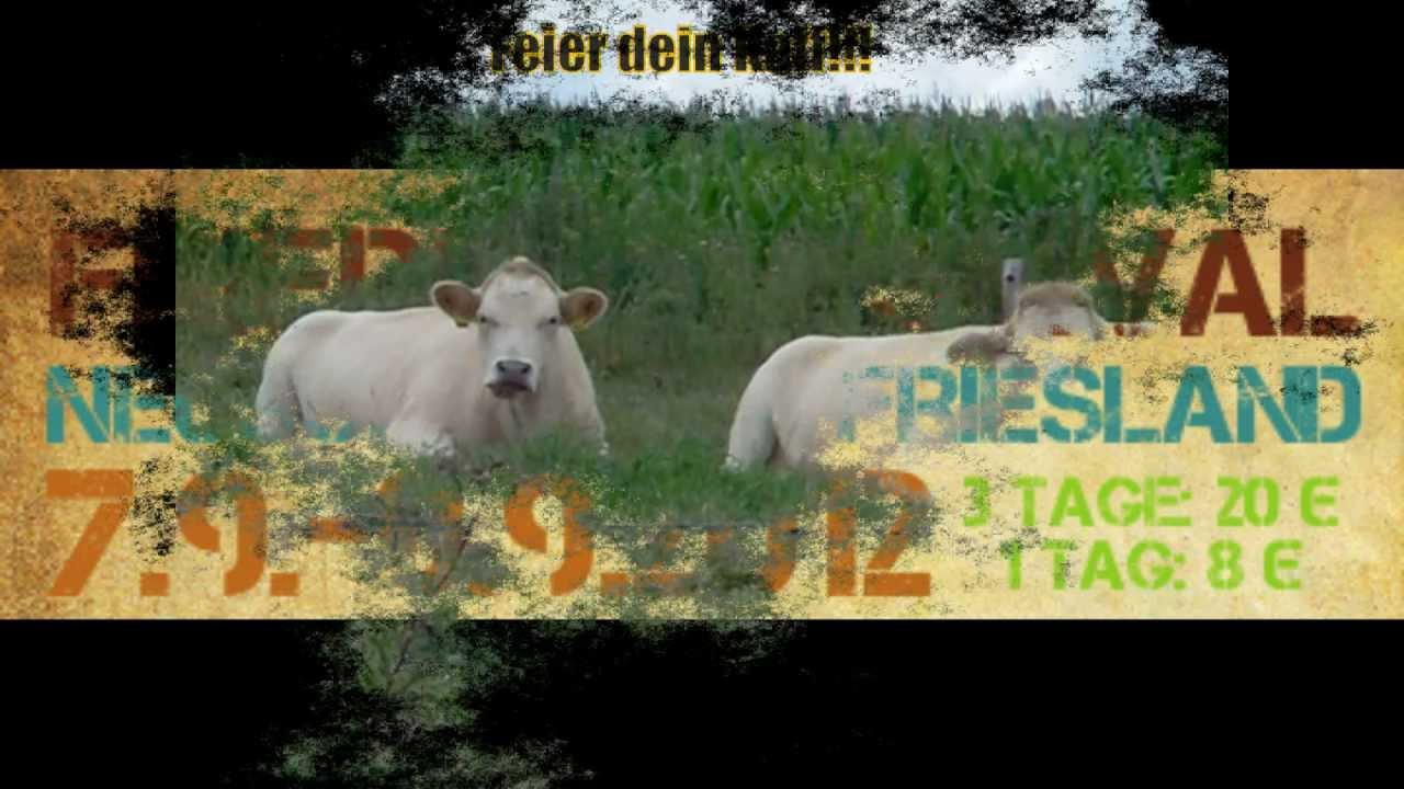 Trailer: Friedensfestival Ostfriesland 2012 [7/31/2012]